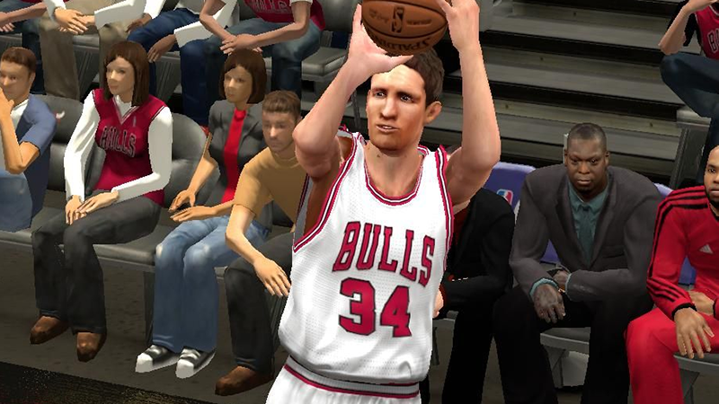 NBA 2K14 Mike Dunleavy Next-Gen Face Mod