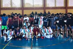 Laga Uji Coba, Futsal Pra Porprov Luwu Taklukkan Palopo dan Luwu Utara
