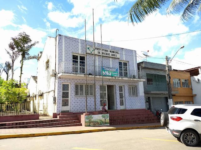 Prefeitura Municipal de Buenos Aires