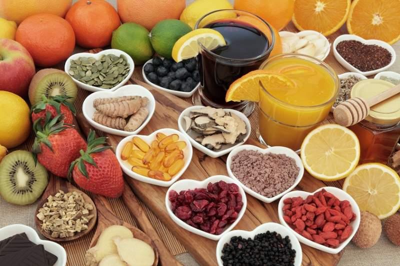 Lista dos melhores alimentos ricos em vitamina C