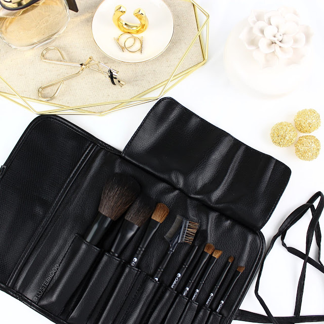 Gabriel Cosmetics Brush Collection  |  Lusterhood