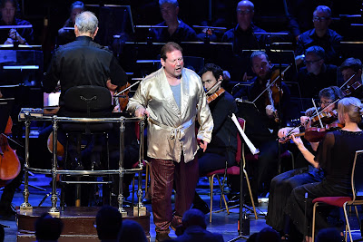 Berlioz: Benvenuto Cellini - Lionel Lhote, Sir John Eliot Gardiner - BBC Proms (Photo BBC / Chris Christodoulou)