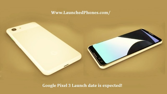 The launch appointment for these phones is non confirmed simply I convey got many reports regarding t Google Pixel three launch appointment is expected now!