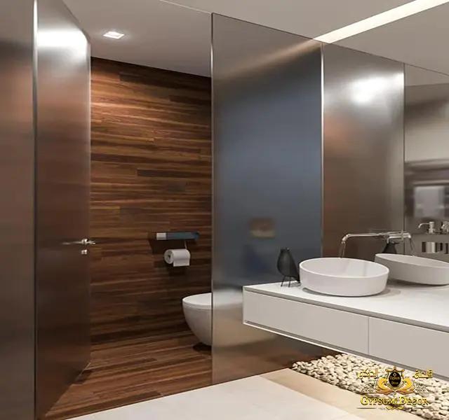 حمامات حديثة