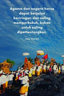 kata bijak persatuan dari jokowi untuk Indonesia
