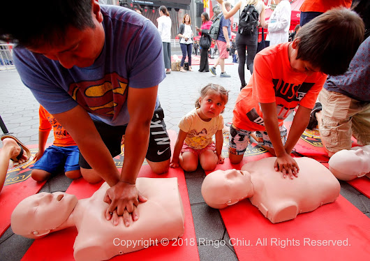 20180605 Sidewalk CPR Day in Los Angeles