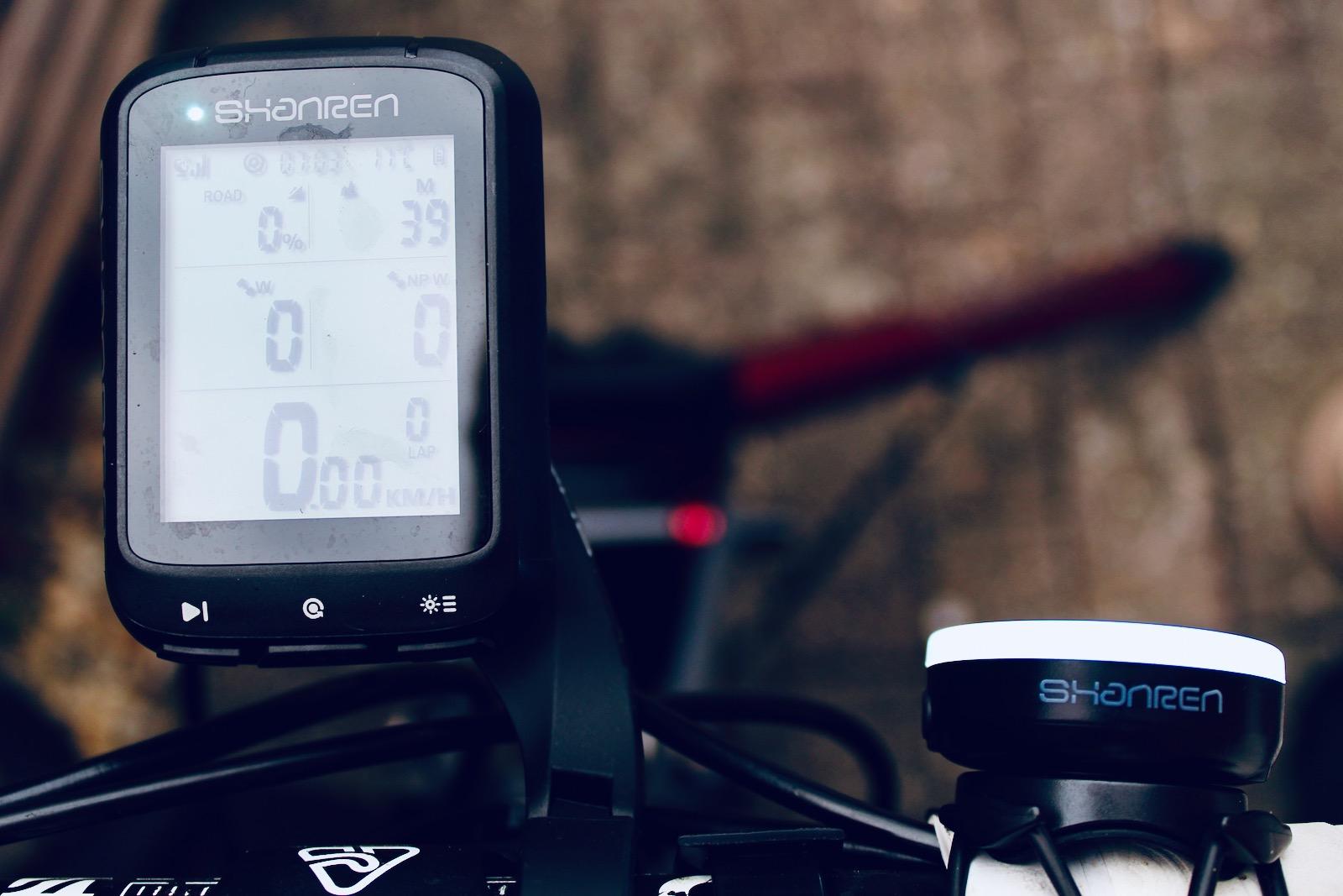 Shanren Miles GPS Cycling Computer