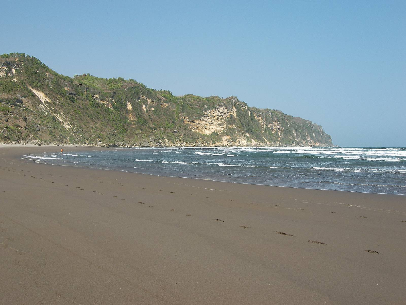 The Wonderful Tourism of Yogyakarta: Parangtritis Beach