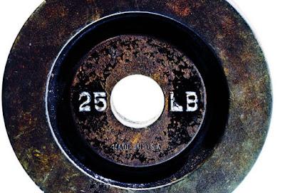 Abdominales y ejercicios básicos - Banco de espera oblicua con placa de peso