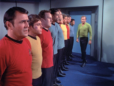 USS Enterprise Crew, Star Trek TOS