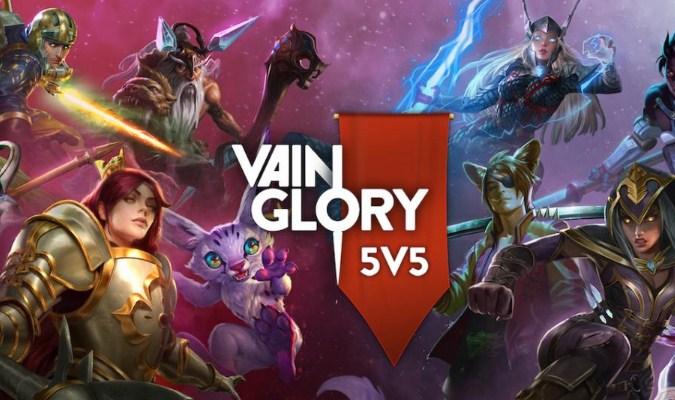 Game Android Terbaik di Tahun 2019 - Vainglory