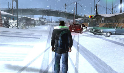 gta san andreas snow download for pc