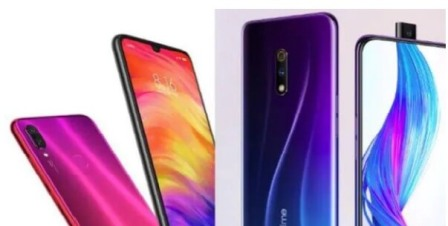 Redmi Note 7 Pro vs Realme X - See this comparison