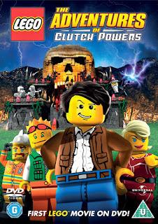 Lego: The Adventures of Clutch Powers (2010) ยอดทีมฮีโร่อัจฉริยะ