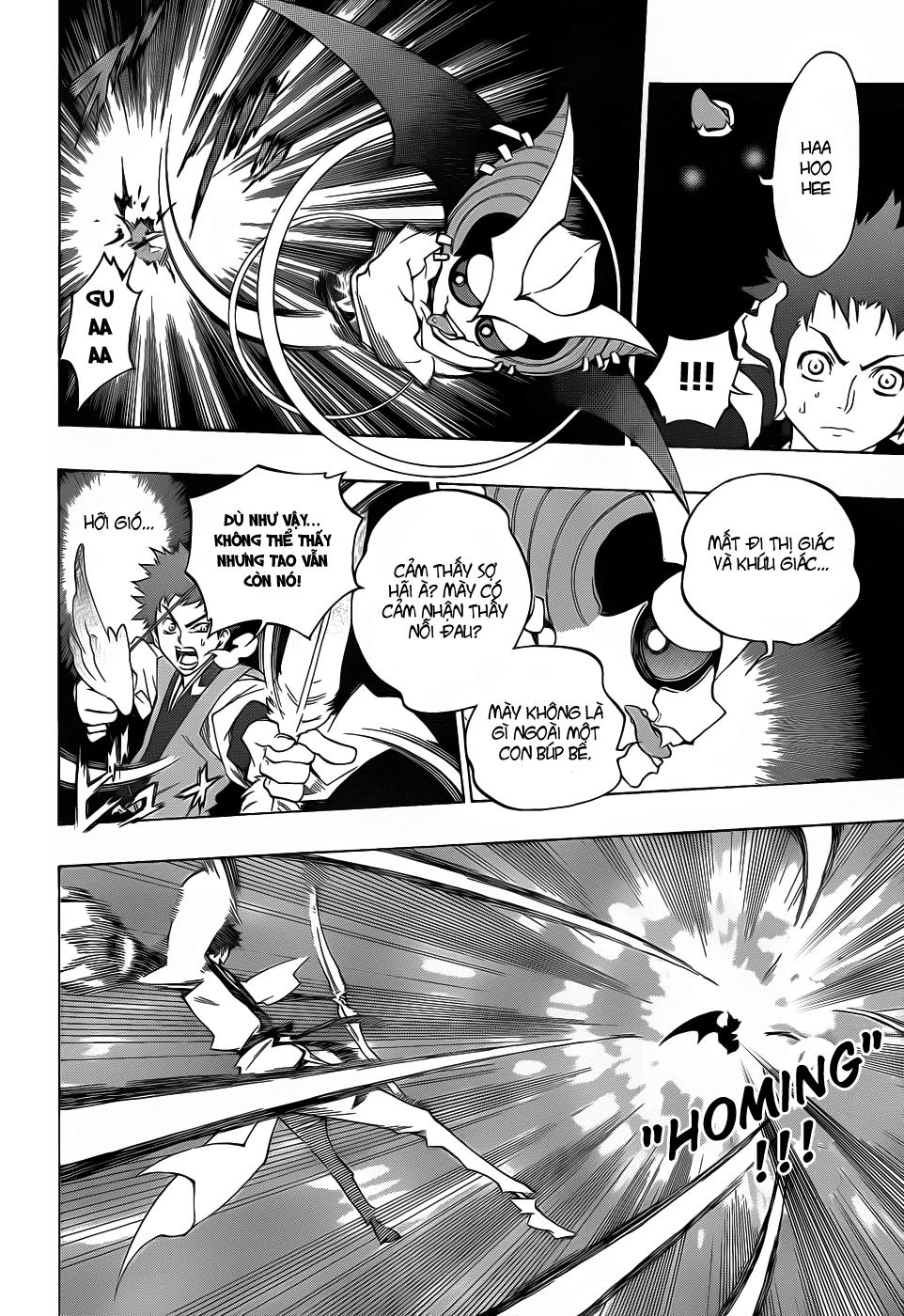 Examurai chapter 007 trang 29