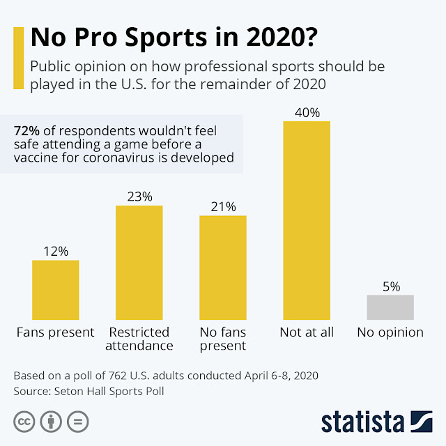 Will We See Professional Sports In 2020?