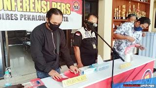 Polda Jateng Apresiasi Polres Pekalongan Dalam Upaya Ungkap Kasus Narkotika