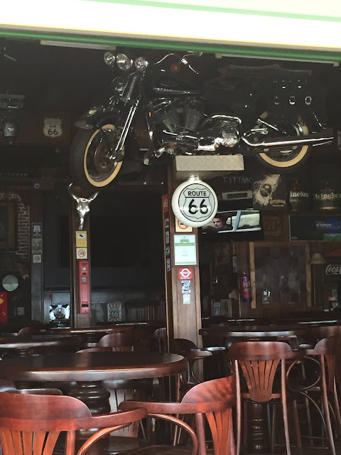 Lanzarote holiday diary part 2 Route 66 bar