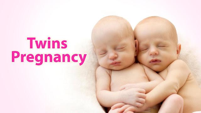 Pregnant with Twins जुड़वा बच्चे कैसे होते है।