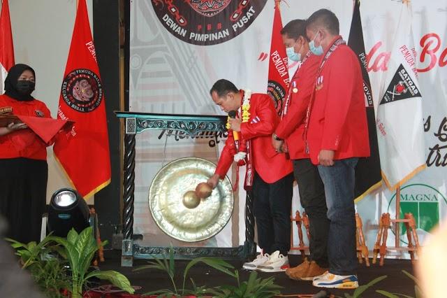 Rakornas I Pemuda Batak Bersatu, Harapan Bisa Ikut Membangun Bangsa dan Negara