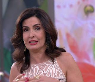 Fátima Bernades detona socialite racista