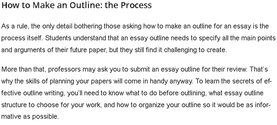 With statement of contrast sample thesis compare and essay