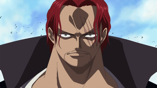 SHANKS  | Top 10 Strongest Characters Of  One Piece