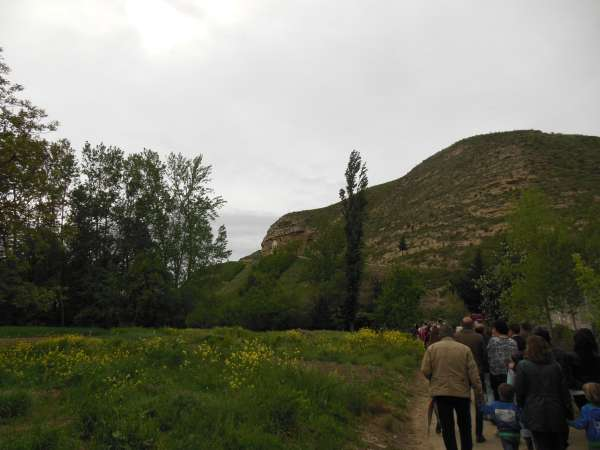 JOLA STEPIEN, Tosantos, Camino