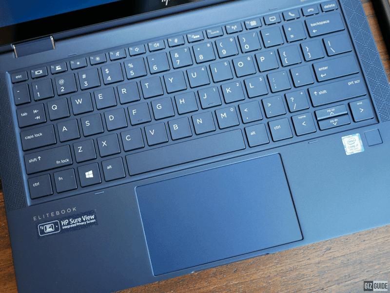 Neat and classy-looking keypad