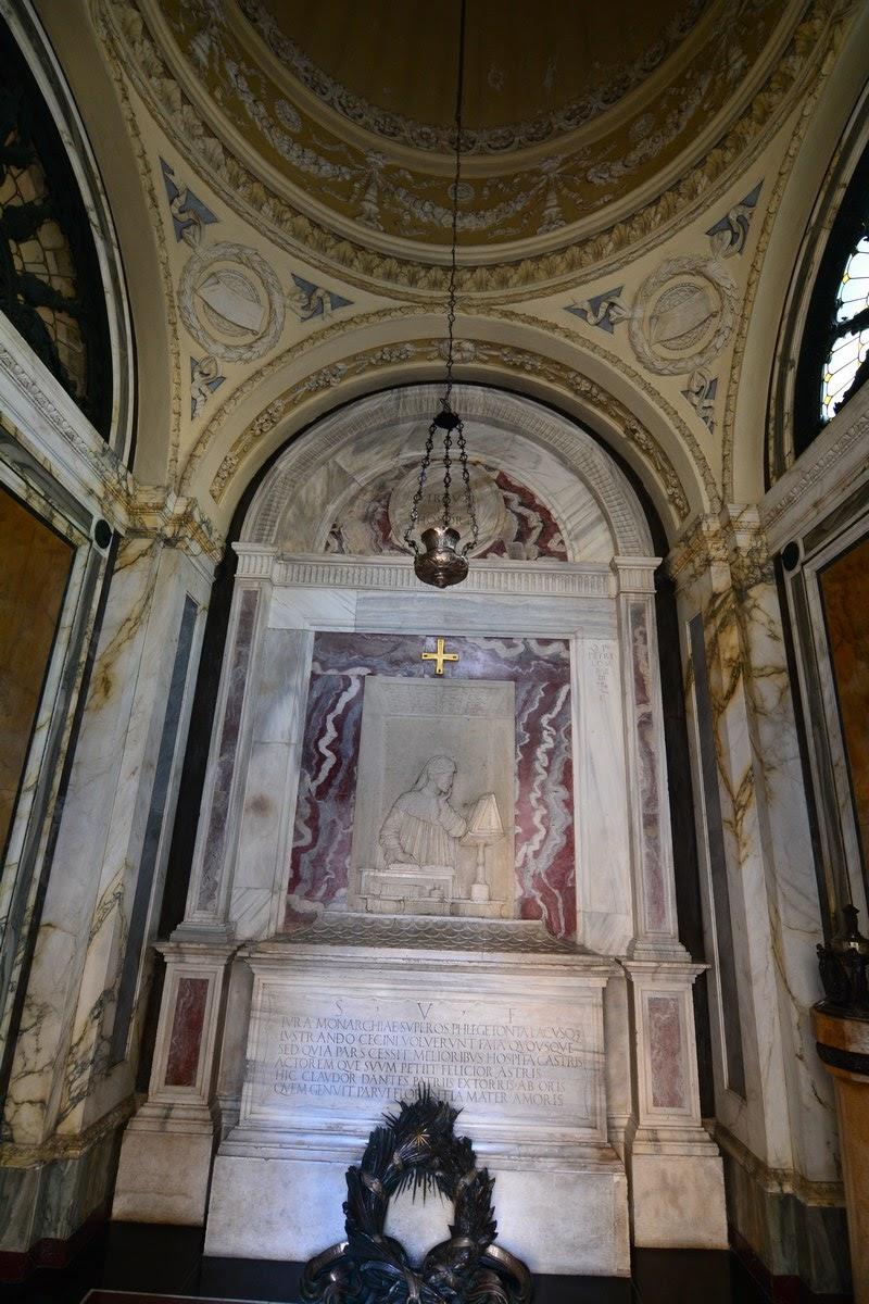tombeau de Dante, Ravenne