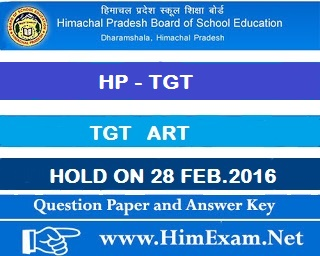 HPTGT-ARTS-2016-question-Paper-anwer-key-pdf