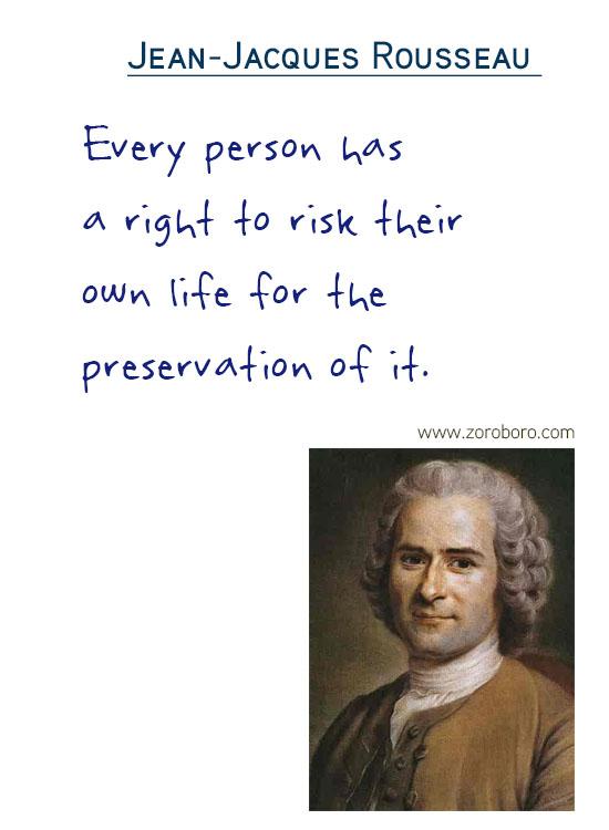 Jean-Jacques Rousseau Quotes. Imagination Quotes, Reality Quotes, Wisdom Quotes, Freedom Quotes & Life Quotes. Jean-Jacques Rousseau Philosophy