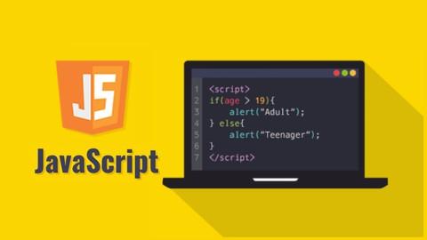 JavaScript 2020: Curso desde Principiante hasta Profesional