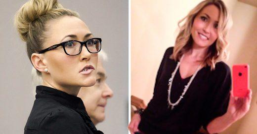 La maestra que tuvo sexo con 3 alumnos es condenada a 30 años