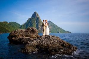 best-honeymoon-destinations-st-lucia
