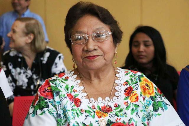 La cultura maya está de luto: murió la antropóloga e historiadora Hilaria Máas Collí