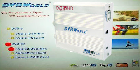 Harga DVB World S2 USB Card 2104D