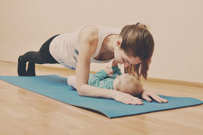 ejercicio con bebés practicar deporte con bebés y niños blog mimuselina