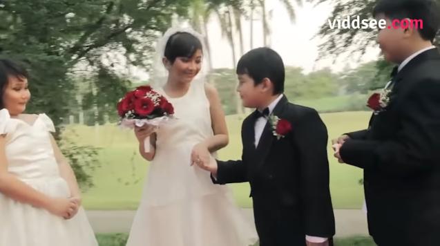 joshua menikah dengan temannya