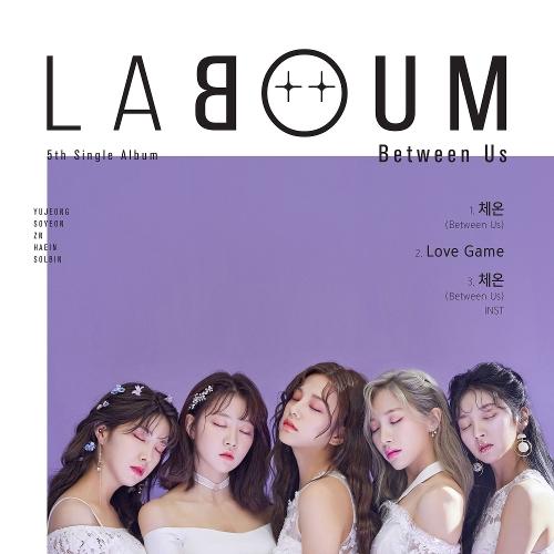 LABOUM – Between Us – Single