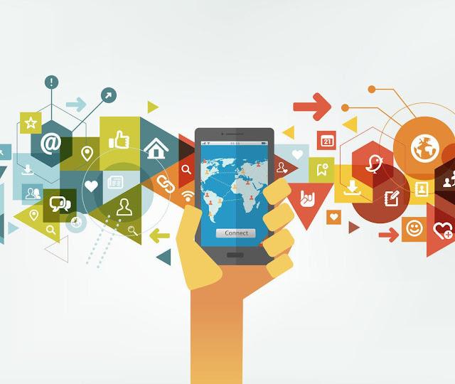 Power Of Social Media, sumber : Future Learn