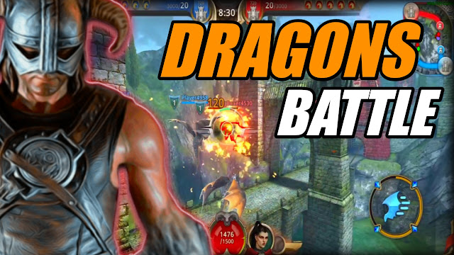 Dragon masters war of legends