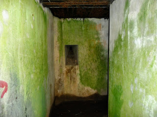 Тараканов. Форт. Крепостные коридоры
