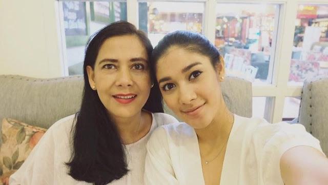 Lydia Kandau dan Naysilla Mirdad