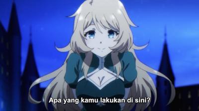 King's Raid: Ishi wo Tsugumono-tachi Episode 02 Subtitle Indonesia