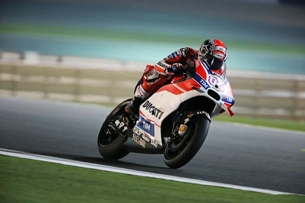 Ducati MotoGP 2016 Dovizioso test