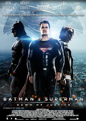 Batman V Superman Dawn Of Justice 2016 EXT Dual Audio  HEVC Mobile 200mb Download Now