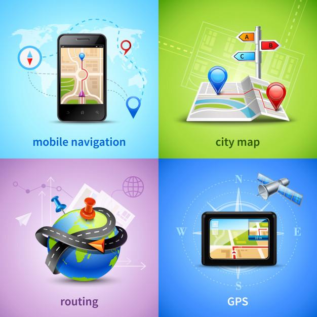 Materi Pemanfaatan Peta, Penginderaan Jauh, dan Sistem Informasi Geografis