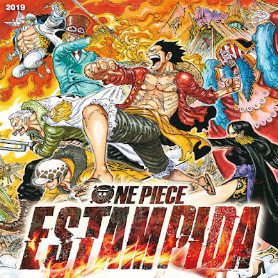 One Piece: Estampida - [2019]