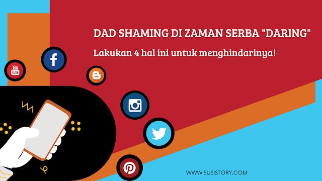 HINDARI DAD SHAMING